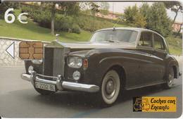 SPAIN - Rolls Royce Silver Cloud III(1965-1966), 11/04, Used - Automobili