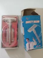SAFETY RAZOR - Lamette Da Barba