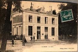 LA SUZE.—La Gare - La Suze Sur Sarthe