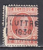 5437 Voorafstempeling Op Nr 192 - LUTTRE 1930 - Positie C - Rollo De Sellos 1930-..