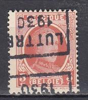 5437 Voorafstempeling Op Nr 192 - LUTTRE 1929- Positie D - Rollo De Sellos 1930-..