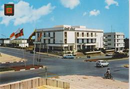 Maroc -AGADIR : Hôtel  Kamal , Voitures  , 4L - Agadir