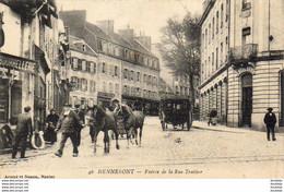 D56  HENNEBONT Entrée De La Rue Trottier - Hennebont