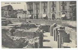 ITALIE - RARE - CATANIA - Anfiteatro Romano - Catania