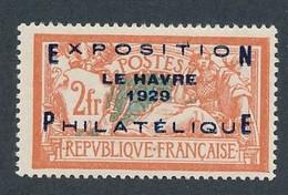 ED-136: FRANCE: Lot Avec N°257A* (défauts Au Verso, Voir Scan) - Neufs