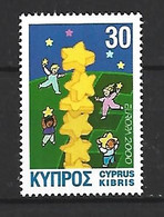 Timbre   Europa En Neuf **  Chypre N 964 - 2000
