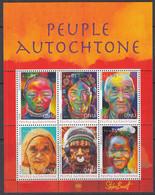 UNO GENF Block 33, Postfrisch **, Indigene Menschen, 2013 - Blocks & Kleinbögen