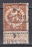 2339 Voorafstempeling Op Nr 109 - BILSEN 14 - Positie D - Roller Precancels 1910-19