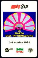 G 136 C&C 2193 SCHEDA TELEFONICA NUOVA MAGNETIZZATA SMAU 1991 - Pubbliche Speciali O Commemorative