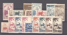Maroc  :  Yv  224-37  ** - Unused Stamps