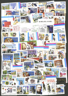 CHILE: Lot Of Very Modern Stamps And Souvenir Sheets, All MNH And Of Excellent Quality, Very Thematic, High Catalog Valu - Chili