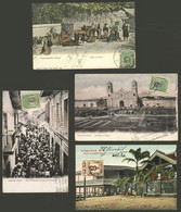 PERU: 18 Old Postcards With Very Good Views, Very Fine General Quality! ATTENTION: Please View ALL The Photos Of The Lot - Pérou