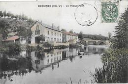 87 Hte Haute Vienne - BESSINES - CPA - Le Vieux Pont - - Bessines Sur Gartempe