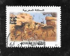 TIMBRE OBLITERE DU MAROC DE 2012 N° MICHEL 1774 - Marocco (1956-...)