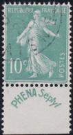 France   .  Y&T   .    188   (2 Scans)    .       O    .    Oblitéré - Gebruikt