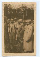 Y13998/ Kriegsgefangene Vor Verdun  1. Weltkrieg AK 1917  - Guerre 1914-18