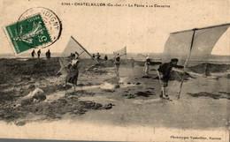 Chatelaillon  La Pèche A La Crevette - Châtelaillon-Plage