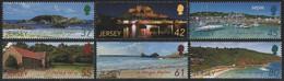 Jersey 2009 - Mi-Nr. 1435-1440 ** - MNH - Landschaften - Natur - Jersey
