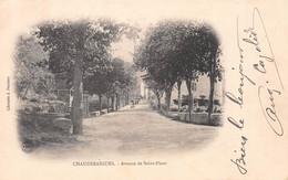 CHAUDES-AIGUES - Avenue De Saint-Flour - Précurseur Voyagé - Altri Comuni