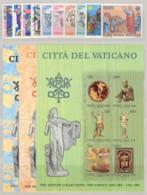 Vaticano 1983 Annata Completa/Complete Year MNH/** - Annate Complete