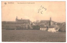 CPA - Carte Postale  Belgique Gembloux Vue D'ensemble De L'Institut Agricole 1919 VM38518 - Gembloux