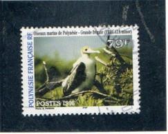 POLYNESIE  FRANCAISE   1996  Y.T. N° 511  Oblitéré - Used Stamps