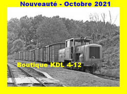 AL 717 - Train, Locotracteur BA 13 - LUCAY-LE-MALE - Indre - BA - Other Municipalities
