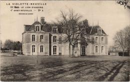 CPA GREZ-NEUVILLE LE LION-d'ANGERS - La Violette-Neuville (1164183) - Altri Comuni