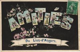 CPA LE LION-d'ANGERS Amities Du Lion-d'Angers (1164502) - Altri Comuni