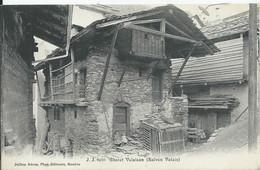 SUISSE -  Chalet Valaisan - VS Valais