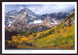 AK 001641 USA - Colorado - White River National Forest - Other