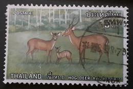 Timbres > Asie > Thaïlande N°802 - Tailandia