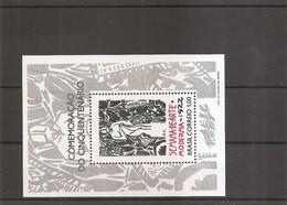 Brésil ( BF 28 XXX -MNH) - Blocks & Sheetlets