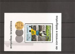 Brésil ( BF 25 XXX -MNH) - Blocks & Sheetlets