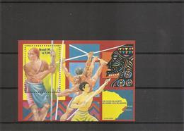 Brésil ( BF 99 XXX -MNH) - Blocks & Sheetlets