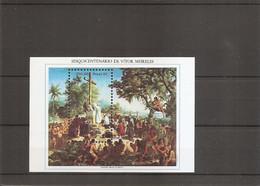 Brésil ( BF 60 XXX -MNH) - Blocks & Sheetlets