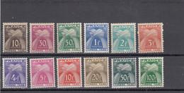 France - Année 1946/55 - Tx N°YT 78/89**- Sans Charnière Ni Trace - Type Gerbes - 1859-1955 Mint/hinged