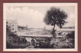 France - PLOËRMEL - Vue Générale De L'Etang - Ploërmel