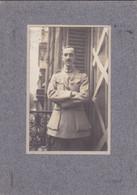 Photo Rare Du Lieutenant Philippe Cambefort De L'escadrille 36 Mort Pour La France Le 10/08/18 Saulchoy Réf 10412 - Identified Persons