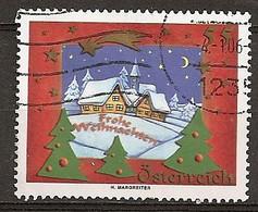 Autriche Austria 2005 Noel Christmas Obl - 2001-10 Oblitérés