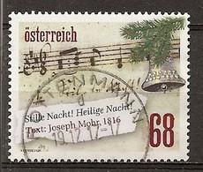 Autriche Austria 2015 Noel Christmas Obl - 2011-... Oblitérés