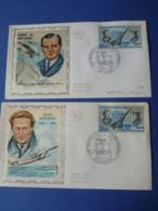 S7-SAINT -EXUPERY Et MERMOZ Cote 130 Euros - 1960-.... Brieven & Documenten