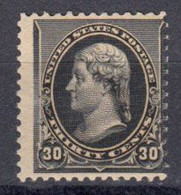 Etats Unis 1882 Yvert 79 * Neuf Avec Charniere Jefferson - Unused Stamps