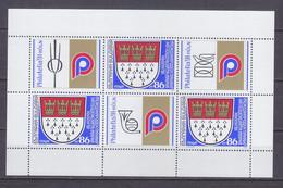 Bulgaria 1991 PHILATELIA '91, Cologne MNH** - Gebraucht