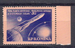Roumanie 1959 Yvert 89 ** Neuf Sans Charnière. Solnik. - Nuevos