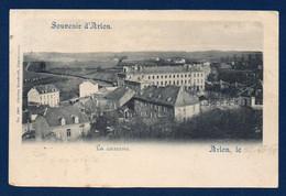 Arlon.  Souvenir D' Arlon. La Caserne Léopold. 1898 - Arlon