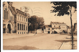 17-SAINTES- Vers La Banque De France...1939 - Saintes