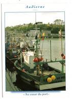 AUDIERNE  --2008-- Le Port  ( Bateaux De Pêche )  ..beau Timbre Autoadhésif.........à Saisir - Audierne