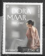 Année 2021 _ 5491** _ - Unused Stamps