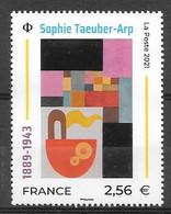 Année 2021 _ 5492** _ - Unused Stamps